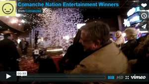 Comanche Nation Entertainment Casino Video